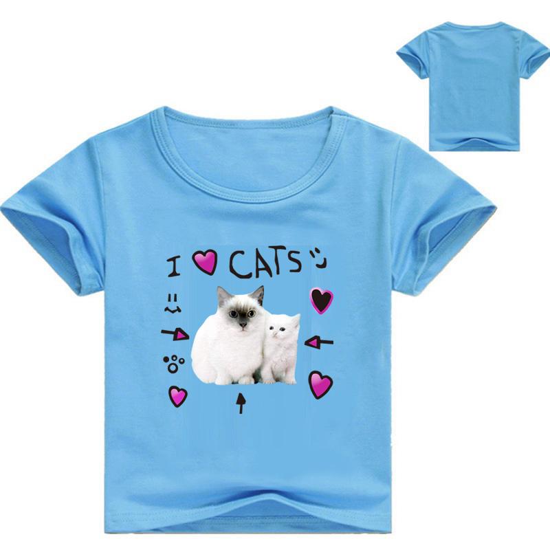 Cat Colour Standard Unisex T-shirt